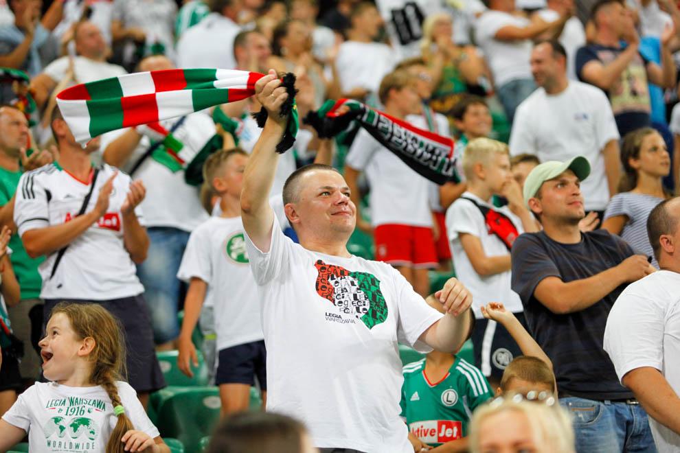 Legia Warszawa 4-1 Celtic Glasgow - fot. Piotr Galas - wiadomosci24.pl (zdjęcie 62 z 81)