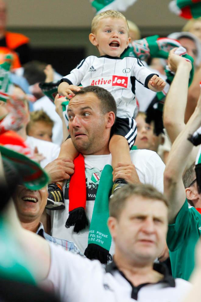 Legia Warszawa 4-1 Celtic Glasgow - fot. Piotr Galas - wiadomosci24.pl (zdjęcie 63 z 81)