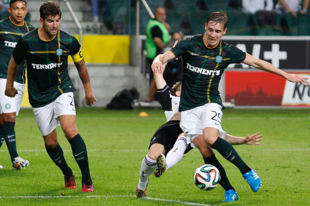 Legia Warszawa 4-1 Celtic Glasgow - fot. Piotr Galas - wiadomosci24.pl (zdjęcie 64 z 81)