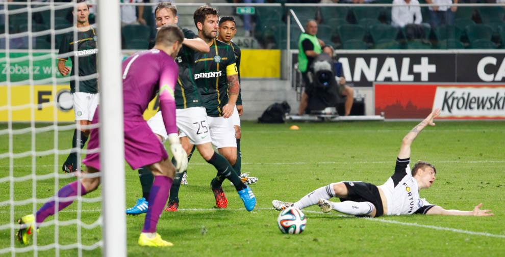 Legia Warszawa 4-1 Celtic Glasgow - fot. Piotr Galas - wiadomosci24.pl (zdjęcie 65 z 81)