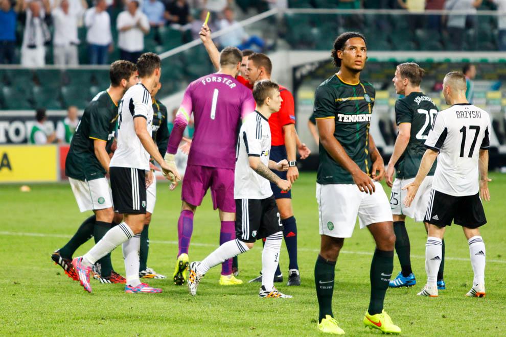 Legia Warszawa 4-1 Celtic Glasgow - fot. Piotr Galas - wiadomosci24.pl (zdjęcie 66 z 81)