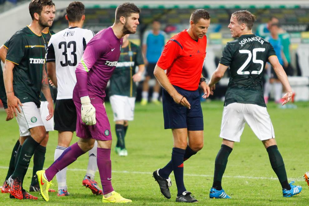 Legia Warszawa 4-1 Celtic Glasgow - fot. Piotr Galas - wiadomosci24.pl (zdjęcie 67 z 81)