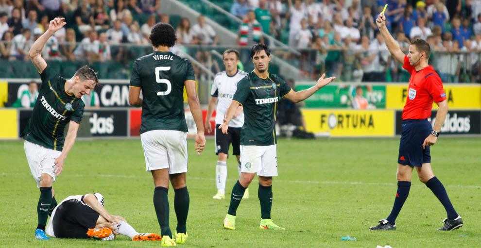 Legia Warszawa 4-1 Celtic Glasgow - fot. Piotr Galas - wiadomosci24.pl (zdjęcie 69 z 81)