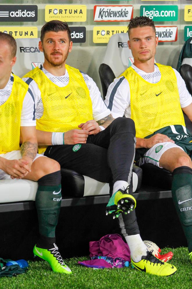 Legia Warszawa 4-1 Celtic Glasgow - fot. Piotr Galas - wiadomosci24.pl (zdjęcie 7 z 81)