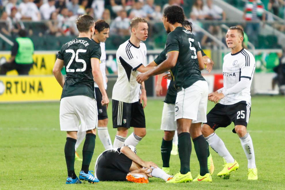 Legia Warszawa 4-1 Celtic Glasgow - fot. Piotr Galas - wiadomosci24.pl (zdjęcie 70 z 81)