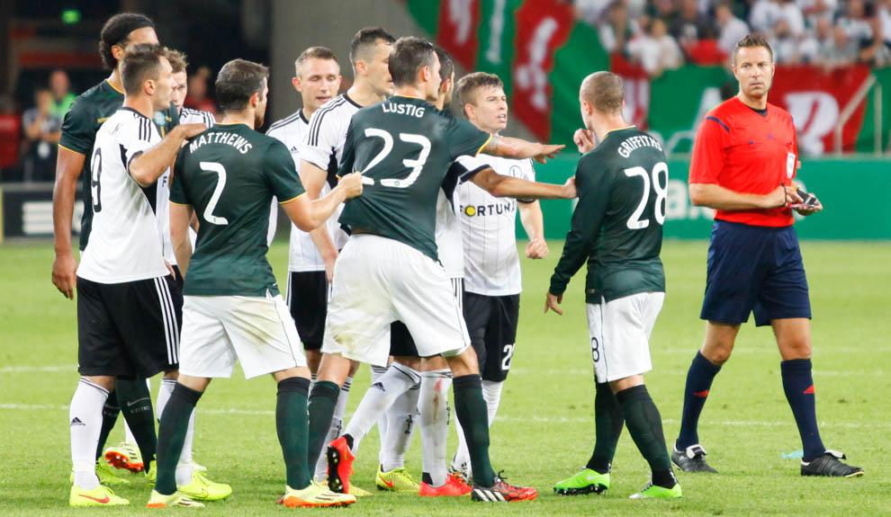 Legia Warszawa 4-1 Celtic Glasgow - fot. Piotr Galas - wiadomosci24.pl (zdjęcie 71 z 81)