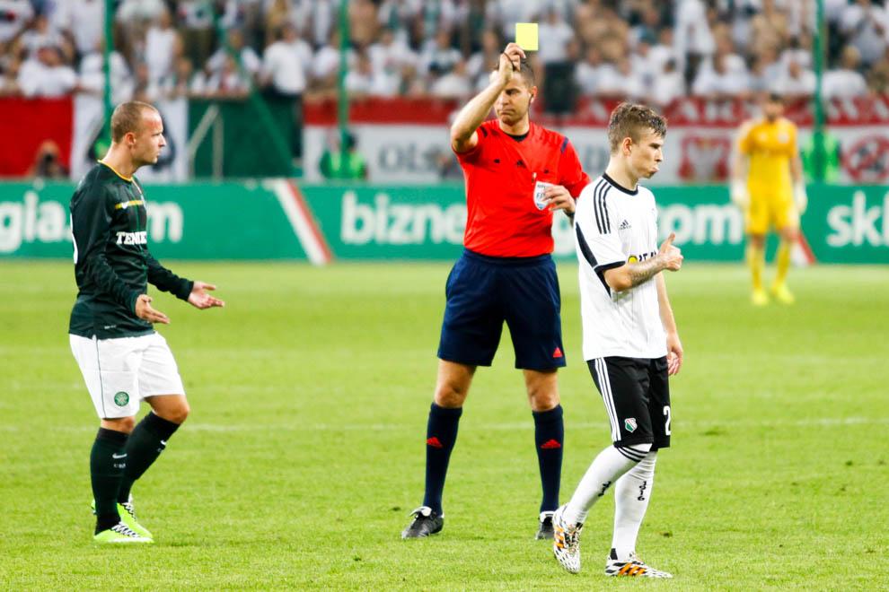 Legia Warszawa 4-1 Celtic Glasgow - fot. Piotr Galas - wiadomosci24.pl (zdjęcie 72 z 81)