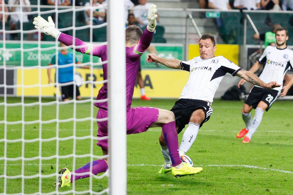 Legia Warszawa 4-1 Celtic Glasgow - fot. Piotr Galas - wiadomosci24.pl (zdjęcie 73 z 81)