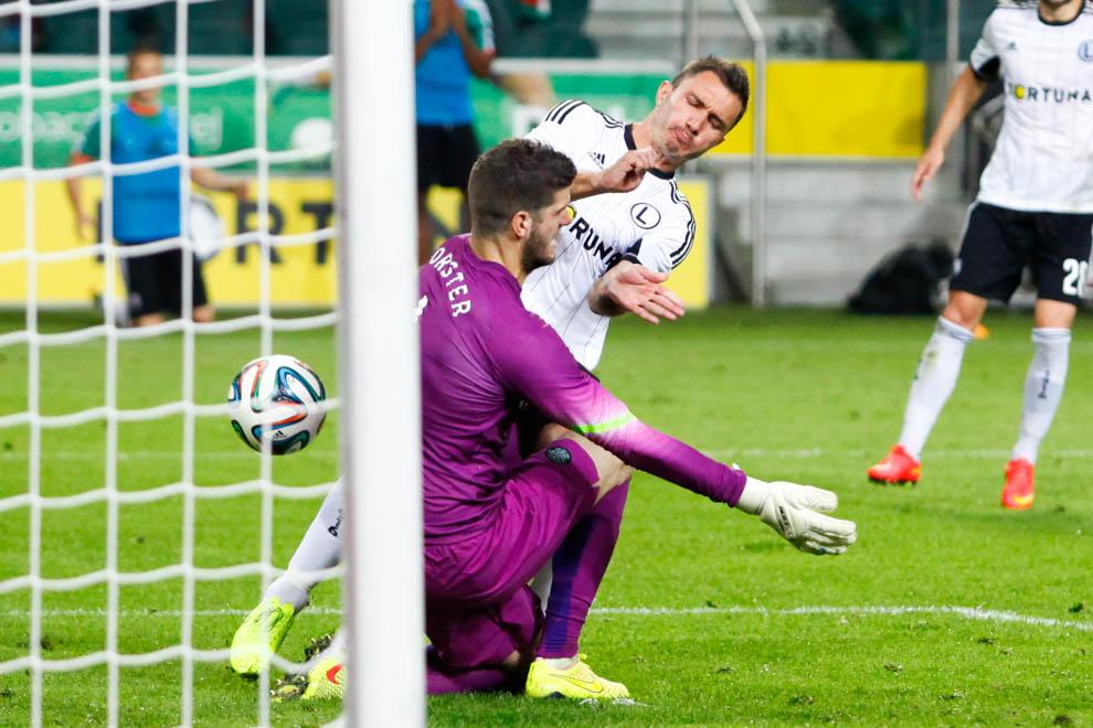 Legia Warszawa 4-1 Celtic Glasgow - fot. Piotr Galas - wiadomosci24.pl (zdjęcie 74 z 81)