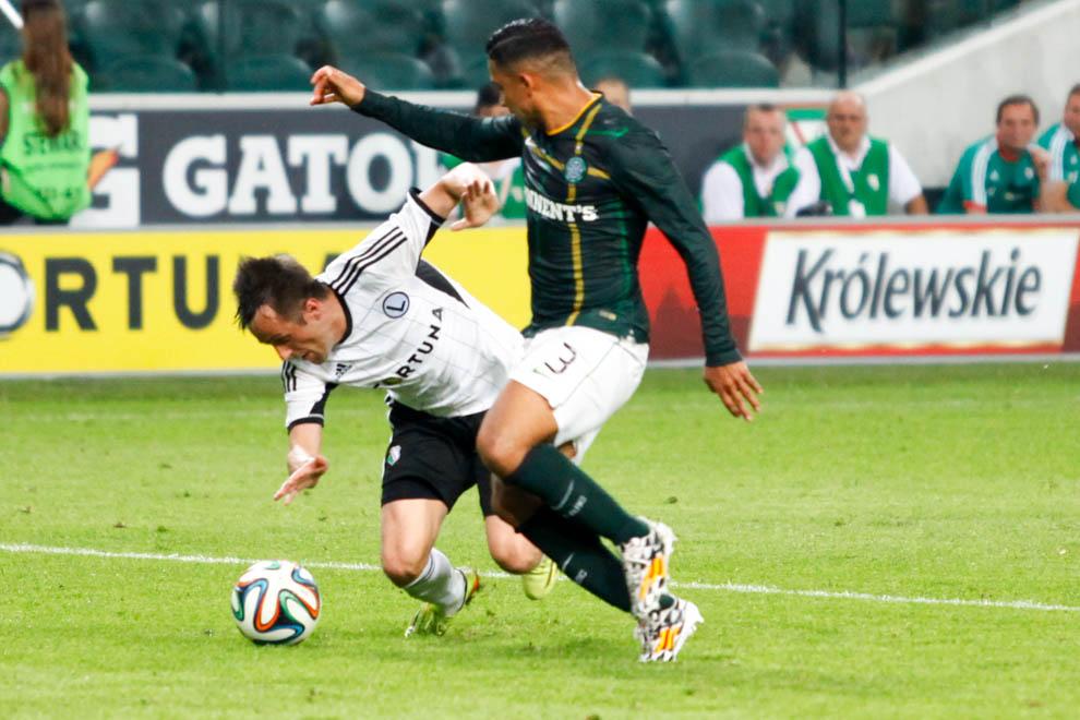 Legia Warszawa 4-1 Celtic Glasgow - fot. Piotr Galas - wiadomosci24.pl (zdjęcie 76 z 81)