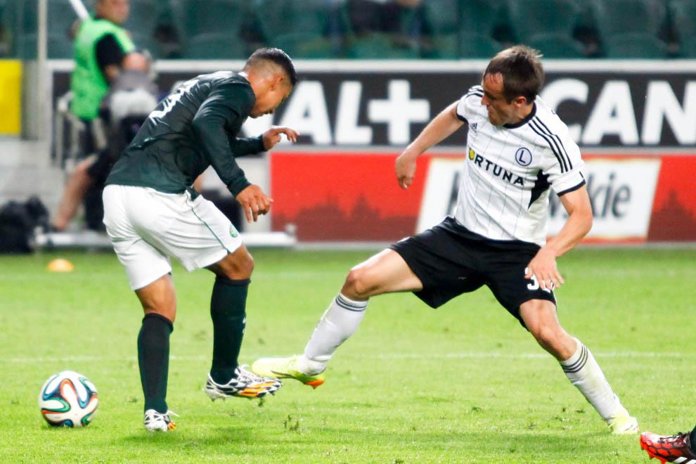 Legia Warszawa 4-1 Celtic Glasgow - fot. Piotr Galas - wiadomosci24.pl (zdjęcie 77 z 81)
