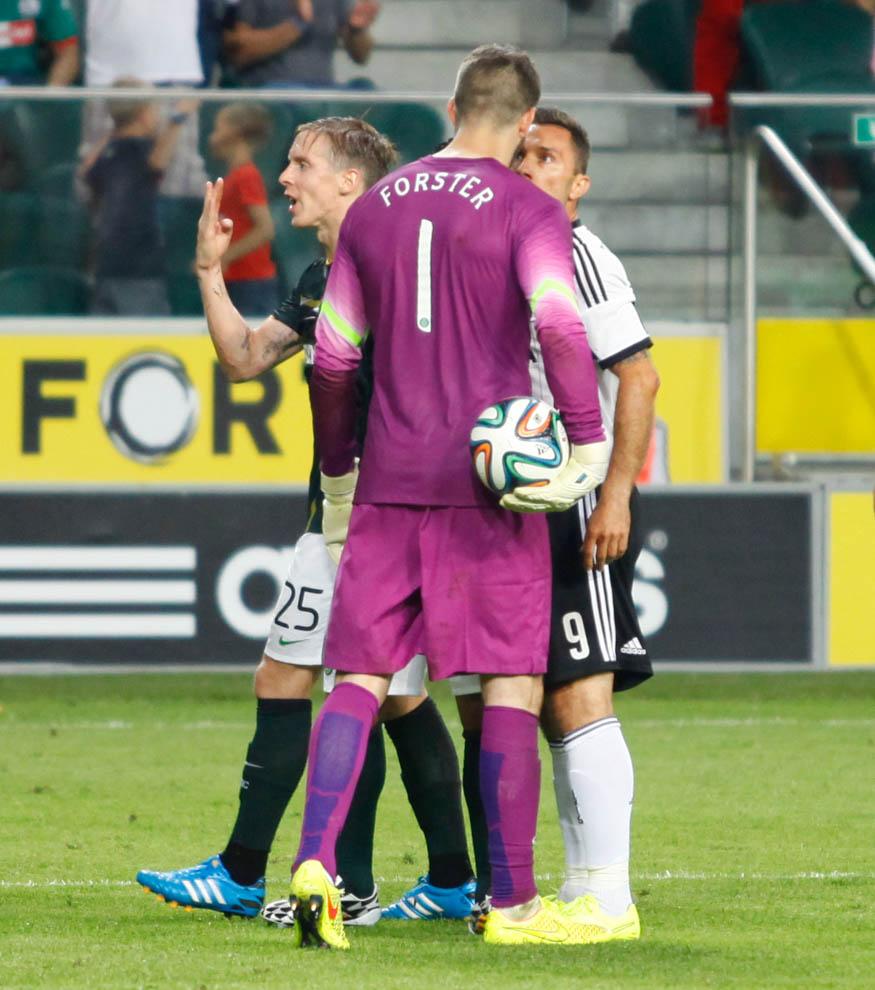 Legia Warszawa 4-1 Celtic Glasgow - fot. Piotr Galas - wiadomosci24.pl (zdjęcie 78 z 81)