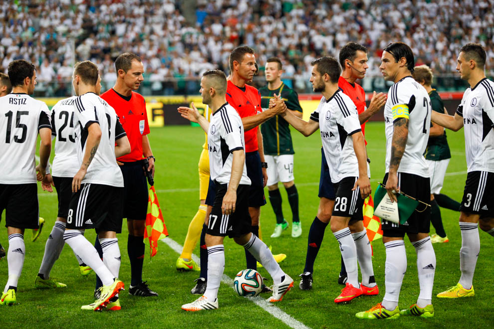 Legia Warszawa 4-1 Celtic Glasgow - fot. Piotr Galas - wiadomosci24.pl (zdjęcie 8 z 81)