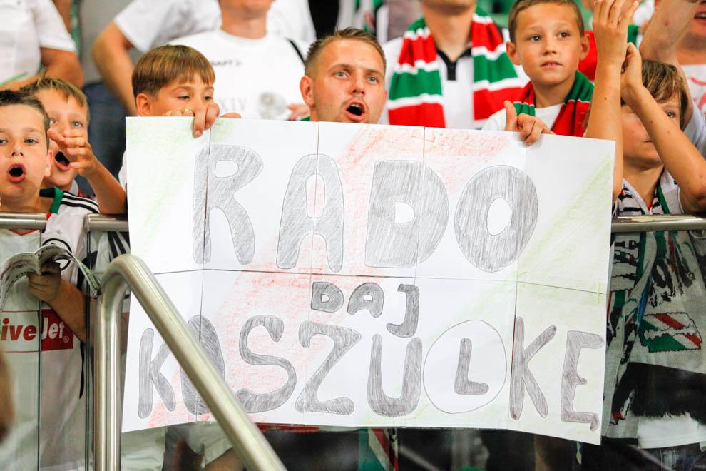 Legia Warszawa 4-1 Celtic Glasgow - fot. Piotr Galas - wiadomosci24.pl (zdjęcie 80 z 81)
