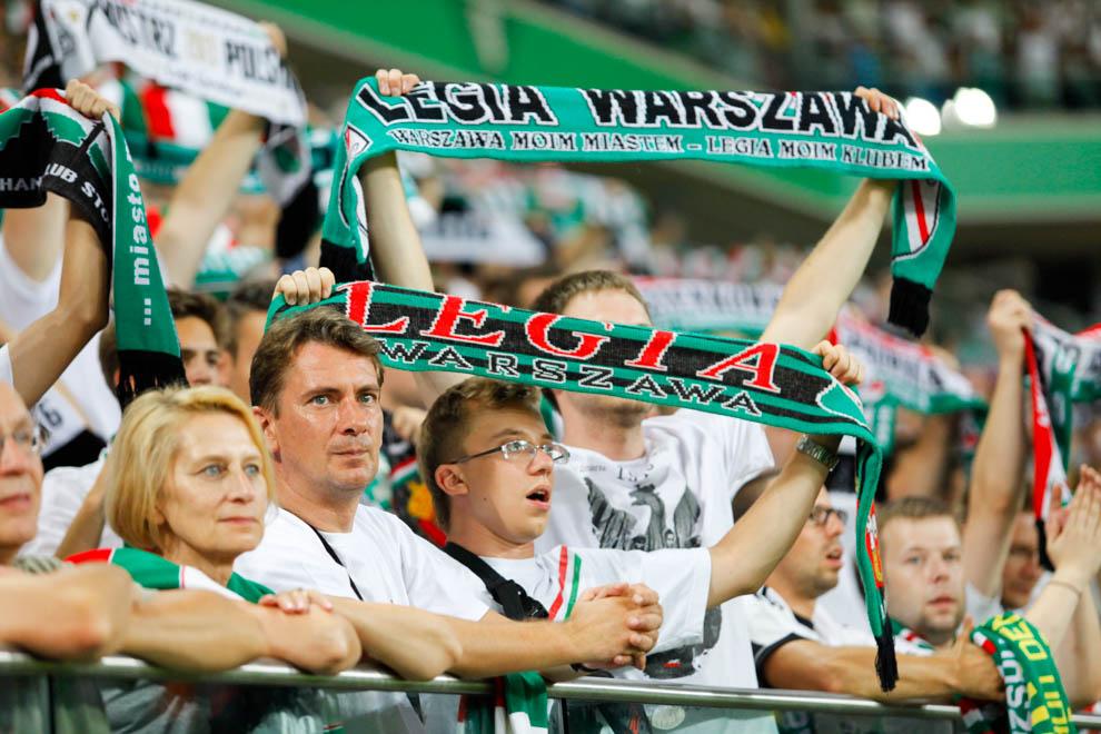 Legia Warszawa 4-1 Celtic Glasgow - fot. Piotr Galas - wiadomosci24.pl (zdjęcie 81 z 81)