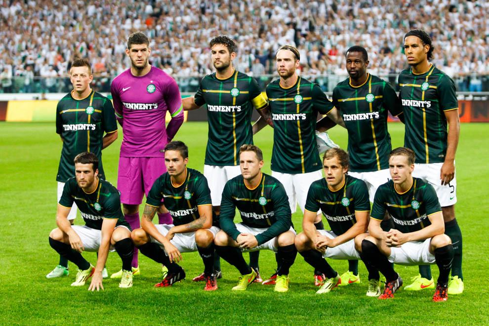 Legia Warszawa 4-1 Celtic Glasgow - fot. Piotr Galas - wiadomosci24.pl (zdjęcie 9 z 81)