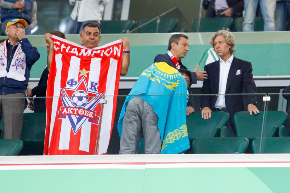 Legia Warszawa 2-0 FK Aktobe - fot. Piotr Galas - wiadomosci24.pl (zdjęcie 1 z 66)