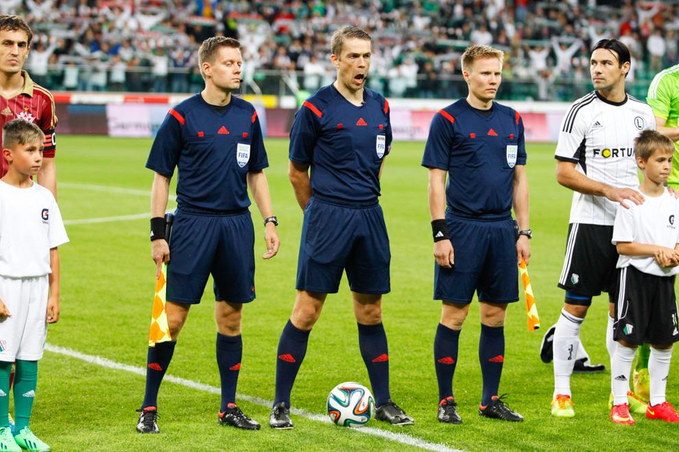 Legia Warszawa 2-0 FK Aktobe - fot. Piotr Galas - wiadomosci24.pl (zdjęcie 12 z 66)