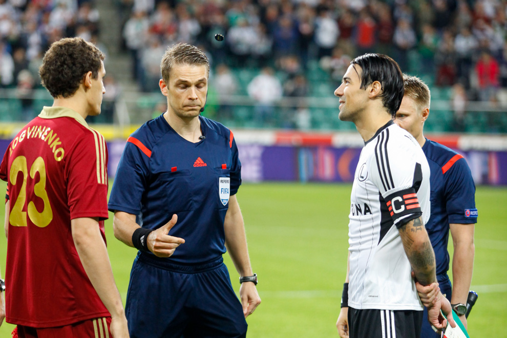 Legia Warszawa 2-0 FK Aktobe - fot. Piotr Galas - wiadomosci24.pl (zdjęcie 13 z 66)
