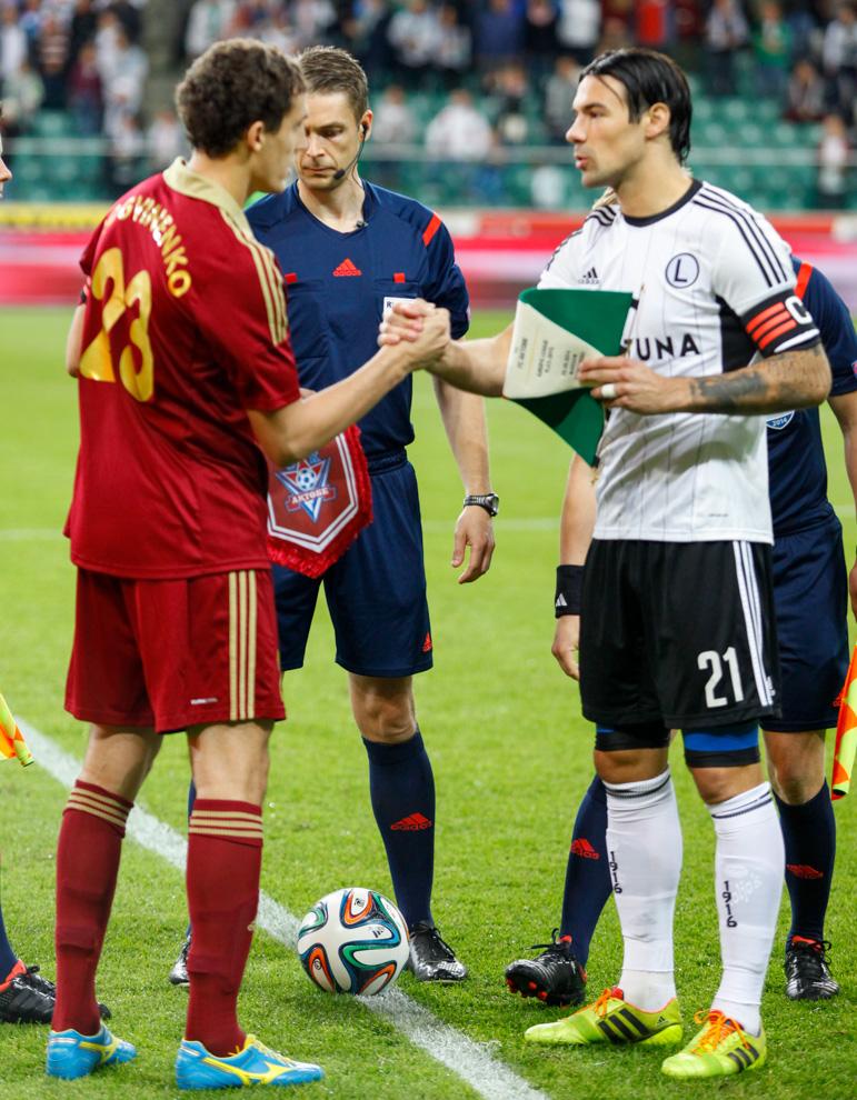 Legia Warszawa 2-0 FK Aktobe - fot. Piotr Galas - wiadomosci24.pl (zdjęcie 14 z 66)