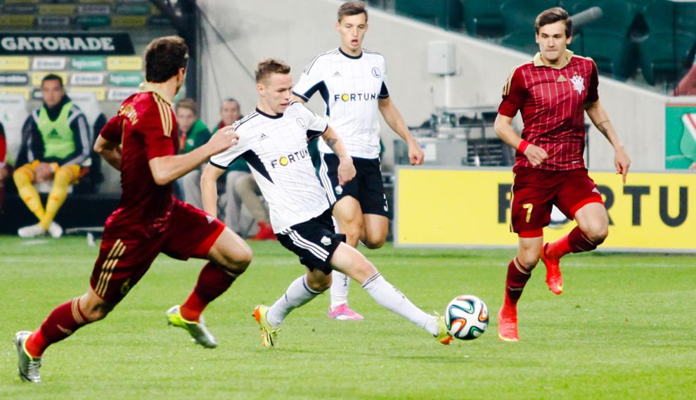 Legia Warszawa 2-0 FK Aktobe - fot. Piotr Galas - wiadomosci24.pl (zdjęcie 22 z 66)