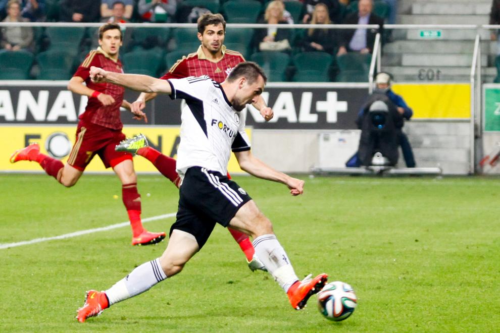 Legia Warszawa 2-0 FK Aktobe - fot. Piotr Galas - wiadomosci24.pl (zdjęcie 23 z 66)