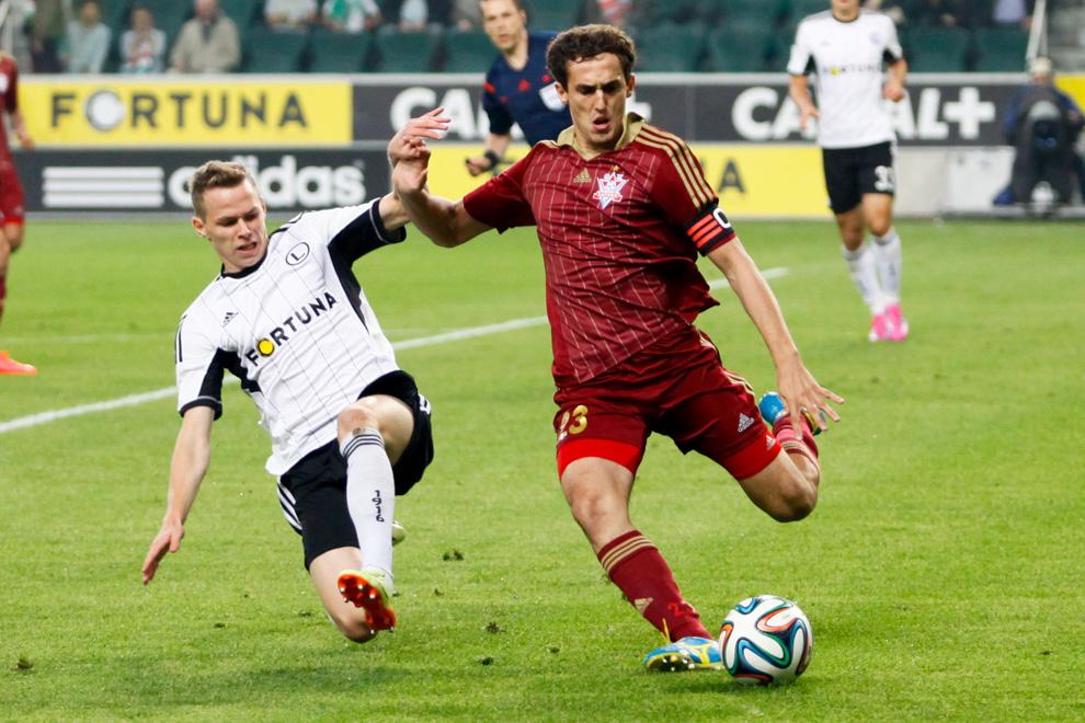 Legia Warszawa 2-0 FK Aktobe - fot. Piotr Galas - wiadomosci24.pl (zdjęcie 24 z 66)