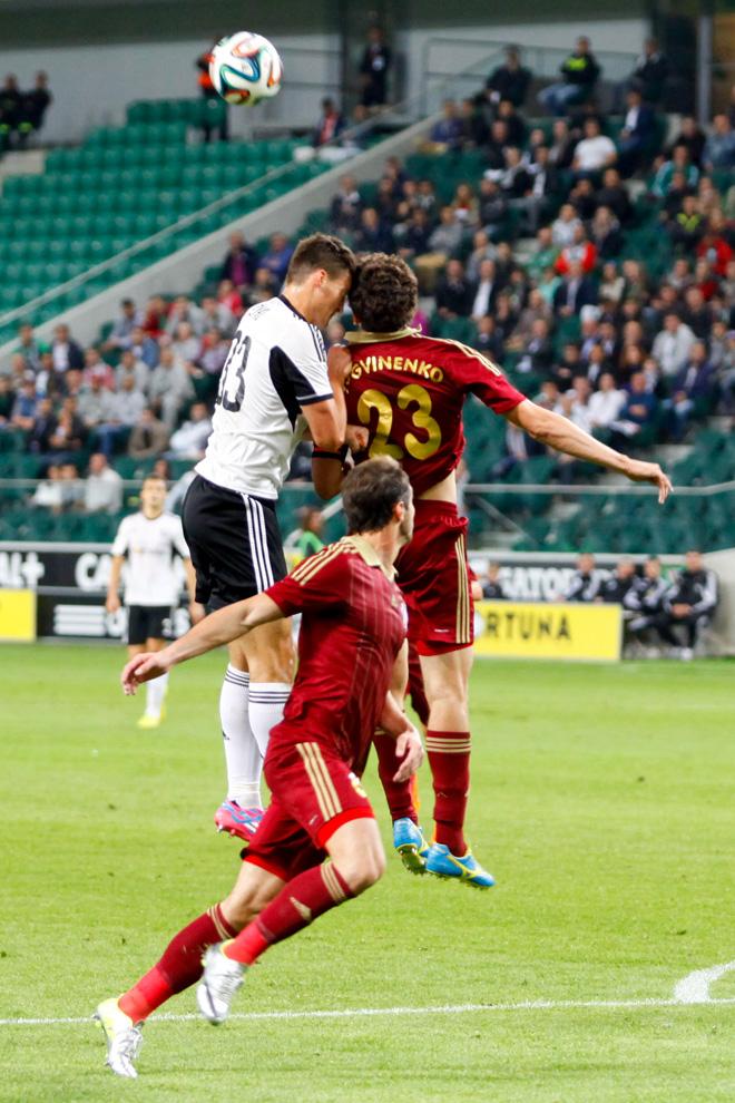 Legia Warszawa 2-0 FK Aktobe - fot. Piotr Galas - wiadomosci24.pl (zdjęcie 27 z 66)