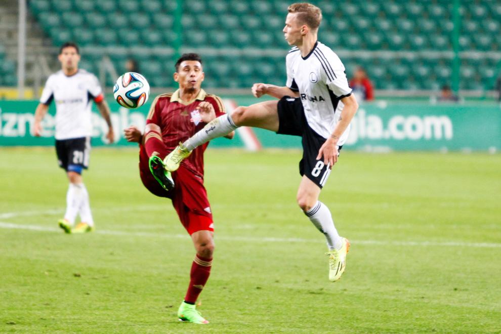 Legia Warszawa 2-0 FK Aktobe - fot. Piotr Galas - wiadomosci24.pl (zdjęcie 28 z 66)