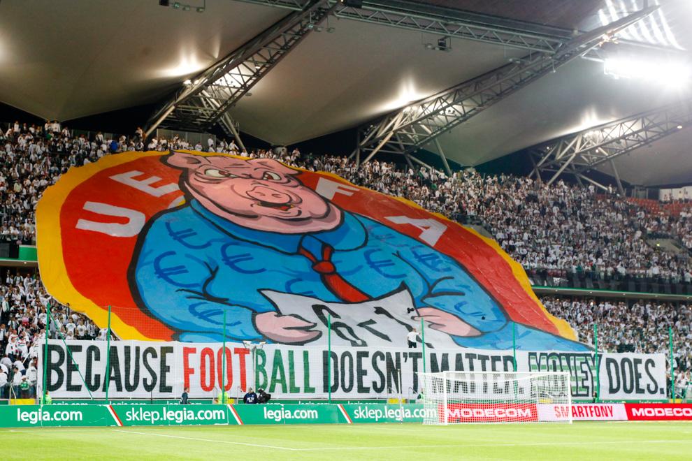 Legia Warszawa 2-0 FK Aktobe - fot. Piotr Galas - wiadomosci24.pl (zdjęcie 3 z 66)
