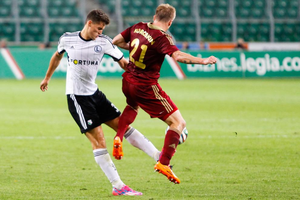 Legia Warszawa 2-0 FK Aktobe - fot. Piotr Galas - wiadomosci24.pl (zdjęcie 30 z 66)