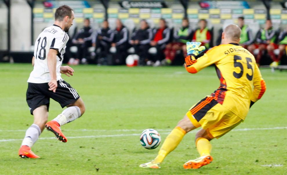 Legia Warszawa 2-0 FK Aktobe - fot. Piotr Galas - wiadomosci24.pl (zdjęcie 31 z 66)