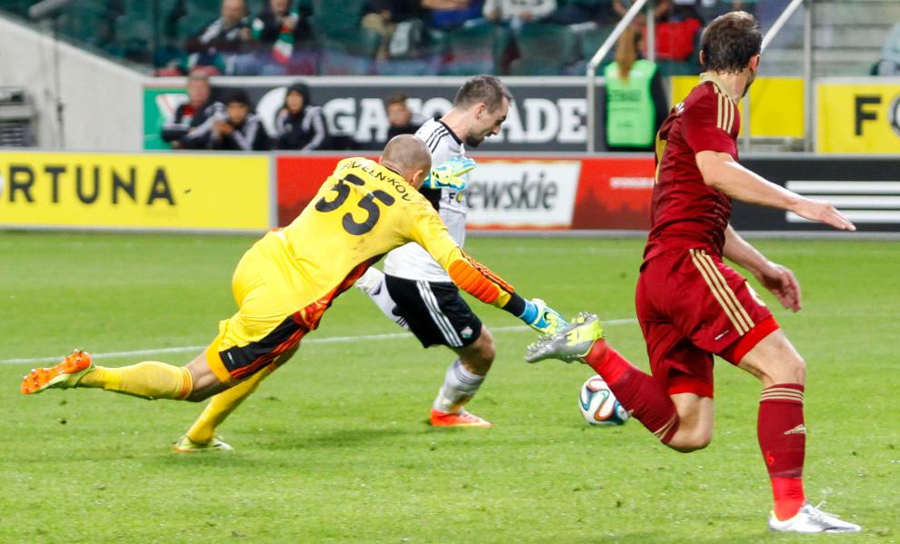 Legia Warszawa 2-0 FK Aktobe - fot. Piotr Galas - wiadomosci24.pl (zdjęcie 32 z 66)