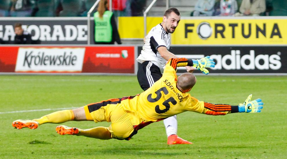 Legia Warszawa 2-0 FK Aktobe - fot. Piotr Galas - wiadomosci24.pl (zdjęcie 33 z 66)