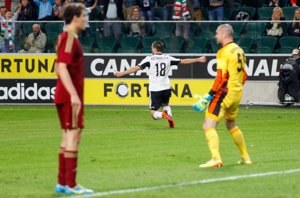 Legia Warszawa 2-0 FK Aktobe - fot. Piotr Galas - wiadomosci24.pl (zdjęcie 34 z 66)