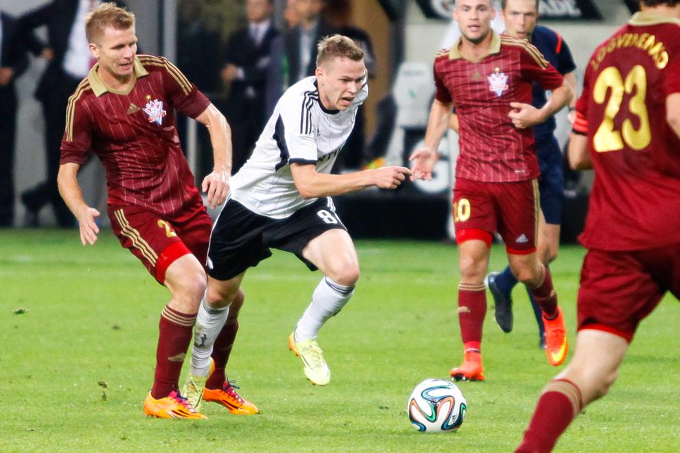 Legia Warszawa 2-0 FK Aktobe - fot. Piotr Galas - wiadomosci24.pl (zdjęcie 38 z 66)