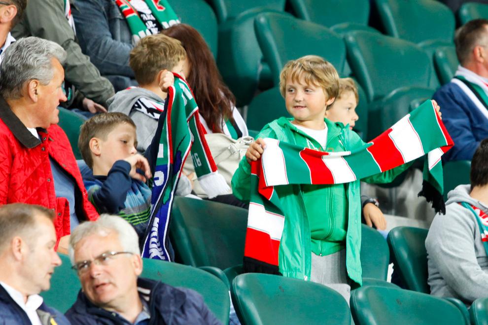 Legia Warszawa 2-0 FK Aktobe - fot. Piotr Galas - wiadomosci24.pl (zdjęcie 4 z 66)