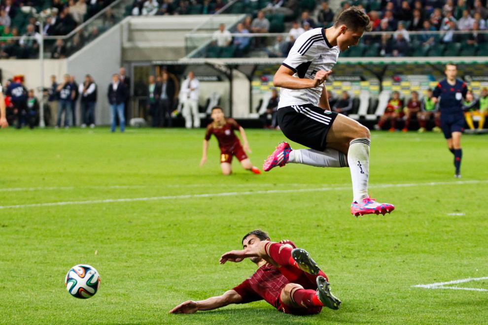 Legia Warszawa 2-0 FK Aktobe - fot. Piotr Galas - wiadomosci24.pl (zdjęcie 42 z 66)