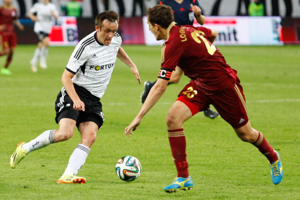 Legia Warszawa 2-0 FK Aktobe - fot. Piotr Galas - wiadomosci24.pl (zdjęcie 45 z 66)