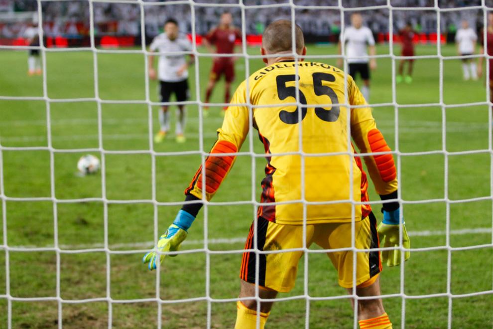 Legia Warszawa 2-0 FK Aktobe - fot. Piotr Galas - wiadomosci24.pl (zdjęcie 48 z 66)