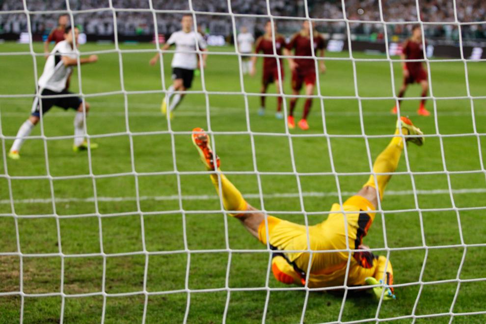 Legia Warszawa 2-0 FK Aktobe - fot. Piotr Galas - wiadomosci24.pl (zdjęcie 49 z 66)