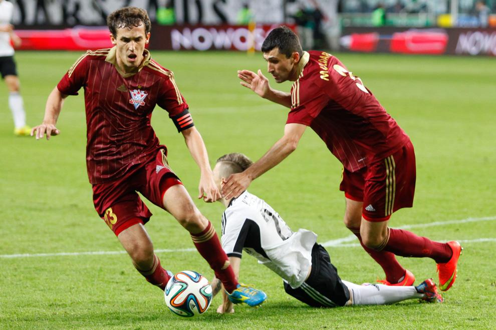 Legia Warszawa 2-0 FK Aktobe - fot. Piotr Galas - wiadomosci24.pl (zdjęcie 52 z 66)