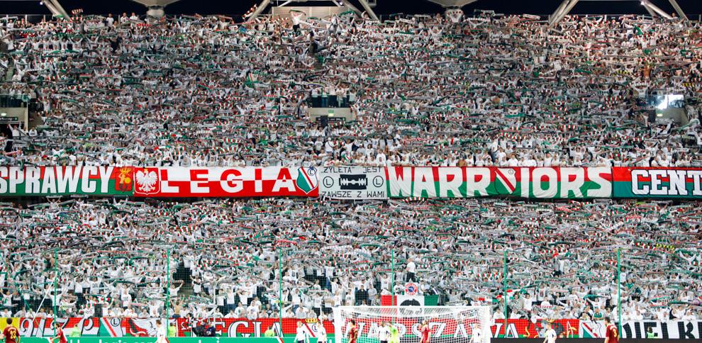 Legia Warszawa 2-0 FK Aktobe - fot. Piotr Galas - wiadomosci24.pl (zdjęcie 53 z 66)