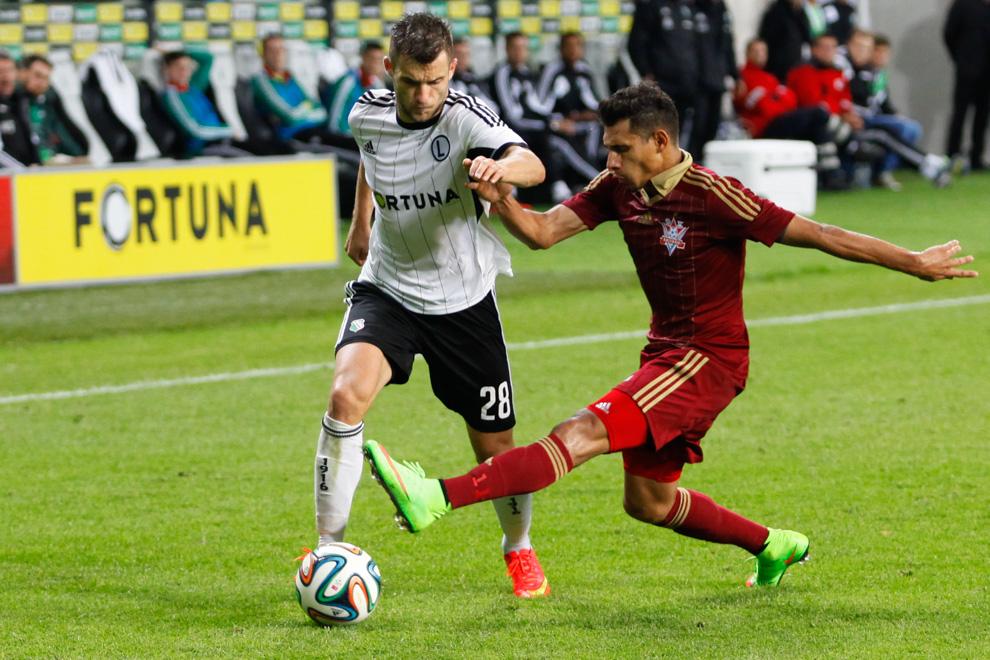Legia Warszawa 2-0 FK Aktobe - fot. Piotr Galas - wiadomosci24.pl (zdjęcie 55 z 66)