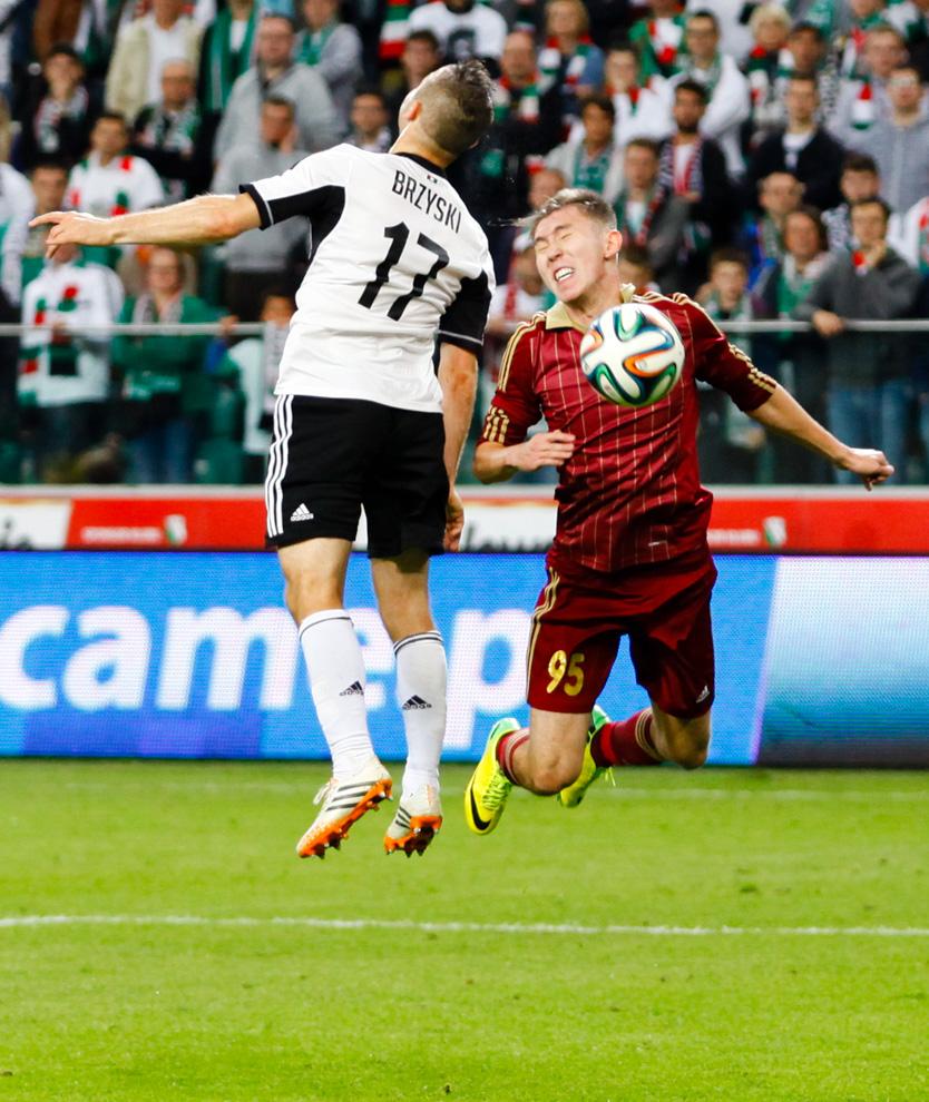 Legia Warszawa 2-0 FK Aktobe - fot. Piotr Galas - wiadomosci24.pl (zdjęcie 56 z 66)