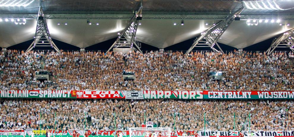 Legia Warszawa 2-0 FK Aktobe - fot. Piotr Galas - wiadomosci24.pl (zdjęcie 57 z 66)