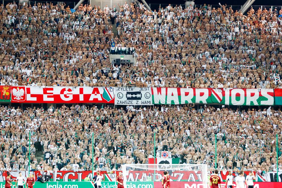 Legia Warszawa 2-0 FK Aktobe - fot. Piotr Galas - wiadomosci24.pl (zdjęcie 58 z 66)