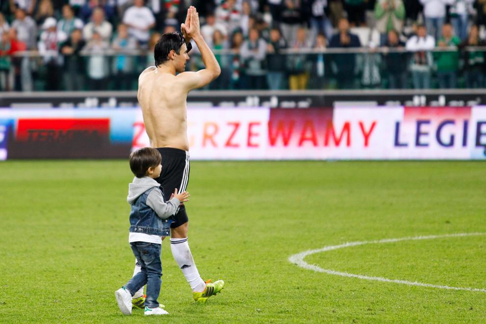 Legia Warszawa 2-0 FK Aktobe - fot. Piotr Galas - wiadomosci24.pl (zdjęcie 60 z 66)