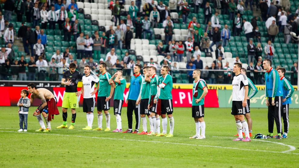 Legia Warszawa 2-0 FK Aktobe - fot. Piotr Galas - wiadomosci24.pl (zdjęcie 63 z 66)