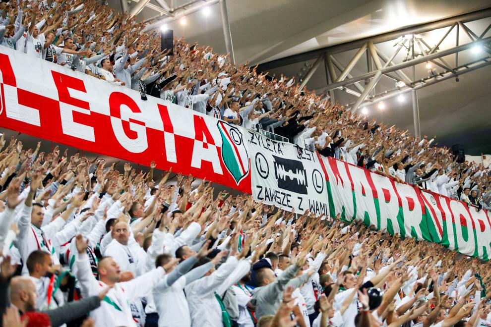Legia Warszawa 2-0 FK Aktobe - fot. Piotr Galas - wiadomosci24.pl (zdjęcie 65 z 66)